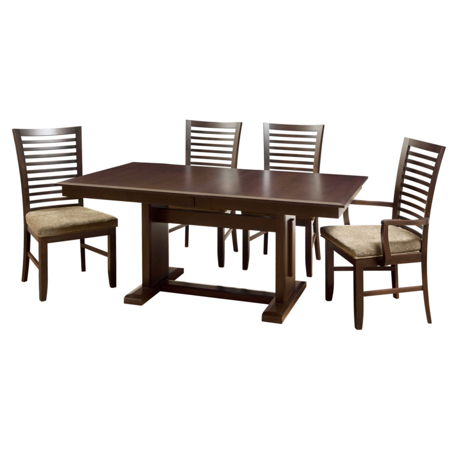 Newport Trestle Table Home Envy Furnishings Solid Wood
