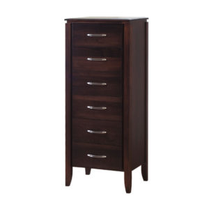 Newport Lingerie Chest, bedroom, bedroom furniture, occasional, occasional furniture, solid wood, solid oak, solid maple, custom, custom furniture, storage, storage ideas, chest, lingerie chest