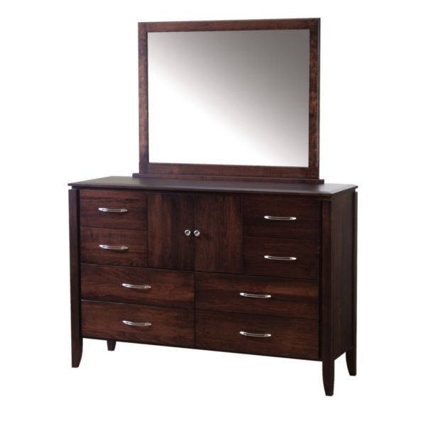 Newport Mule Dresser, bedroom, bedroom furniture, occasional, occasional furniture, solid wood, solid oak, solid maple, custom, custom furniture, storage, storage ideas, dresser