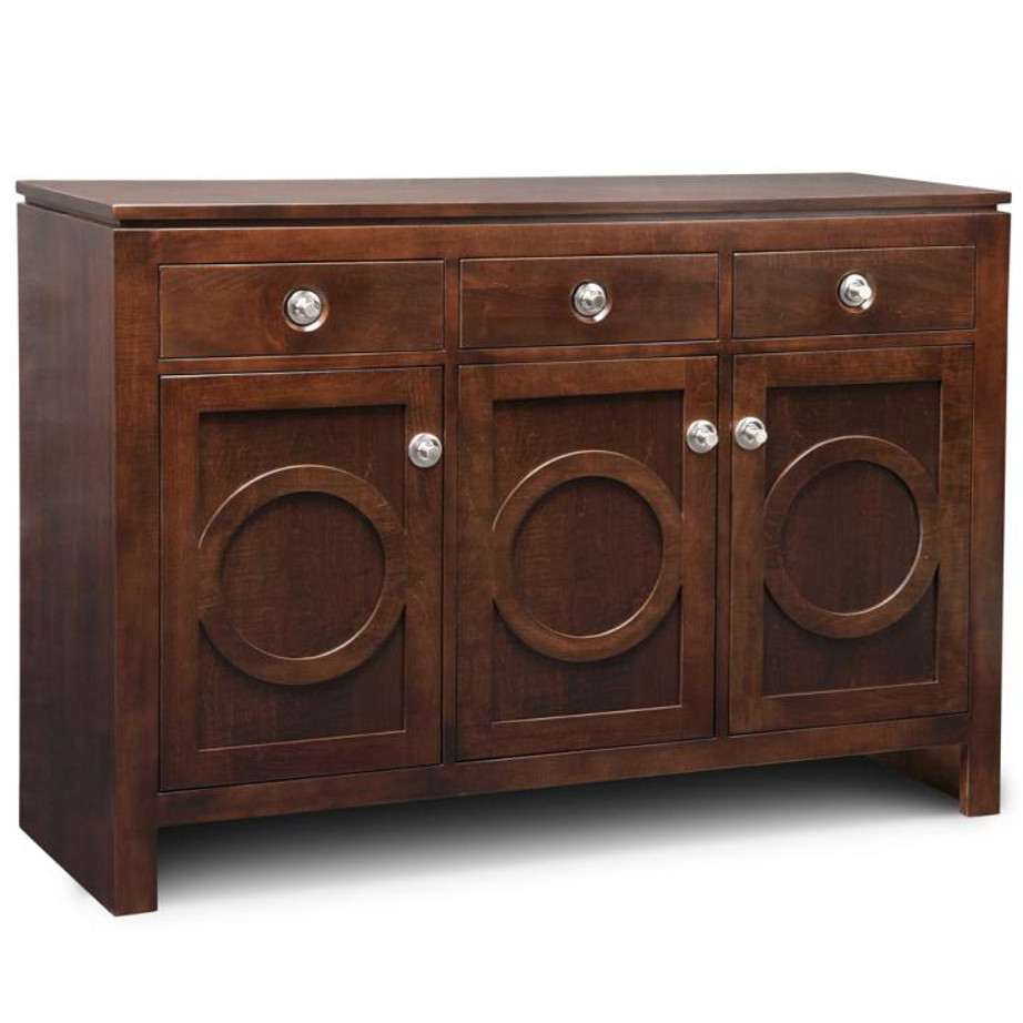 Orlando Sideboard Home Envy Furnishings Solid Wood