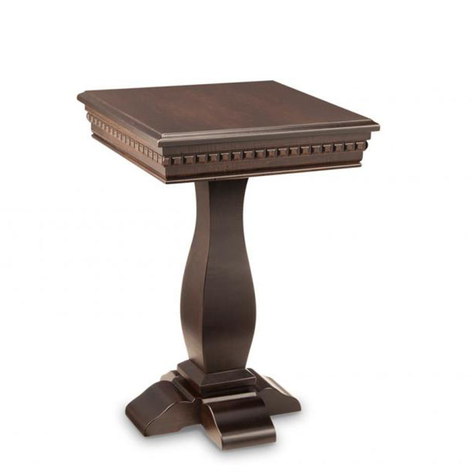 Living Room, Occasional, End Table, Accents, Accent Furniture, made in canada, maple, oak, rustic, side table, solid wood, living room ideas, simple, unique, custom, custom furniture, provence