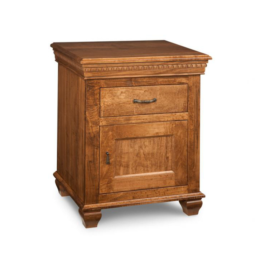 Provence Night Stand Home Envy Furnishings Solid Wood