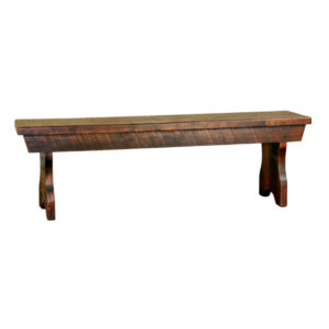 Dining Room, Benches, contemporary, distressed, farmhouse, industrial, made in canada, maple, modern, ruff sawn, rustic, solid wood, dining room ideas, distressed, industrial, craftsman furniture, amish style furniture, contemporary, Rustic Bench