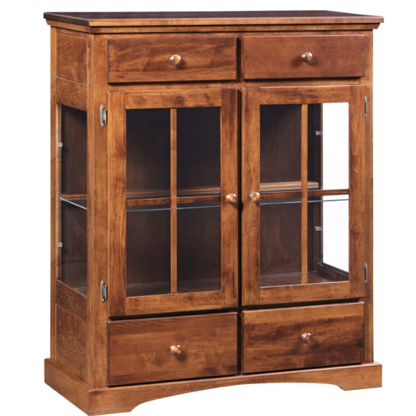 Shaker 2 Door Dining Chest, Dining room, dining room furniture, occasional, occasional furniture, solid wood, solid oak, solid maple, custom, custom furniture, storage, storage ideas, dining cabinet, sideboard