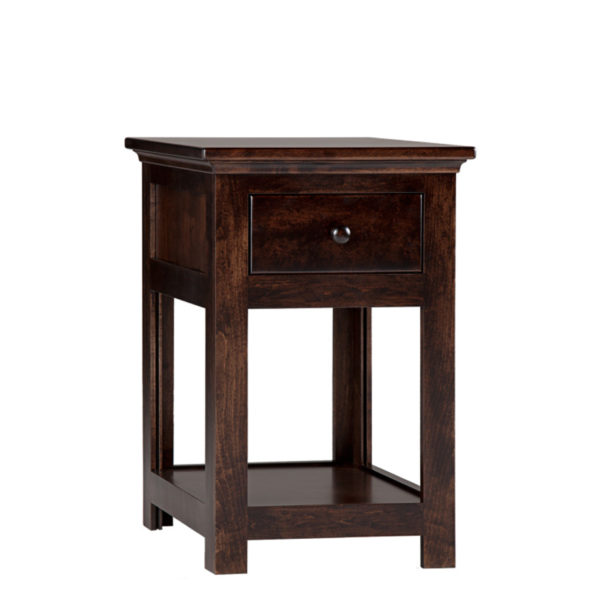 Shaker end table, end table, shaker table,end table, end table with storage , made in Candada