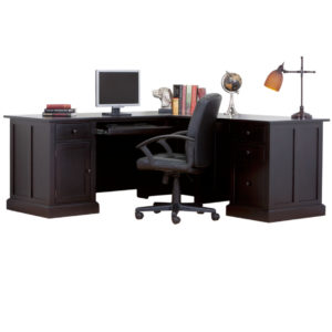 shaker workstation desk, workstation , desk workstation with storage underneath, solid wood furniture, workstation