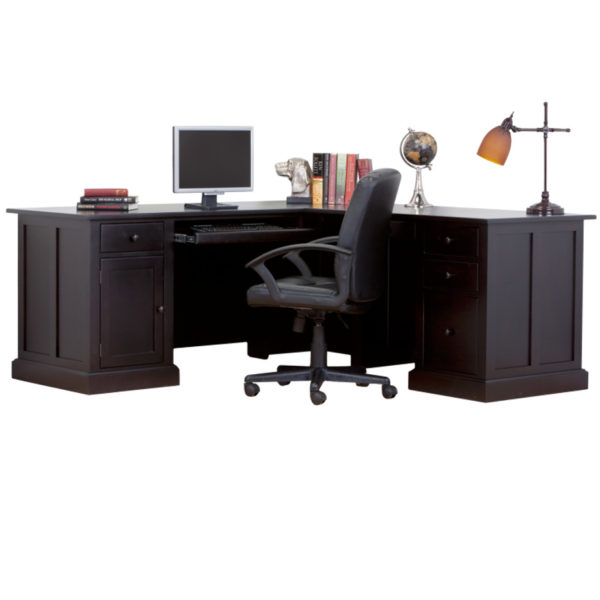shaker workstation desk, workstation , desk workstation with storage underneath, solid wood furniture, workstation