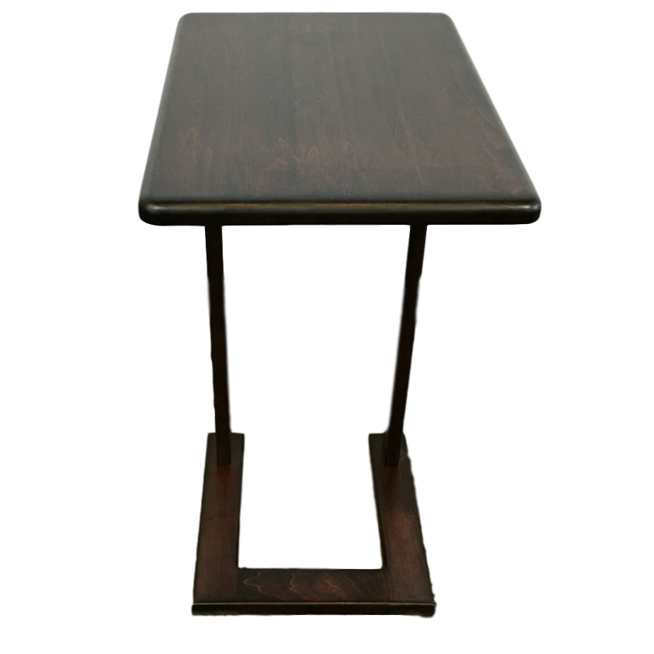 Living Room, Occasional, End Table, Accents, Accent Furniture, accent table, couch table, drink table, made in canada, maple, mates table, oak, rustic, side table, solid wood, oakridge, Simple, handy, light, Snack Table