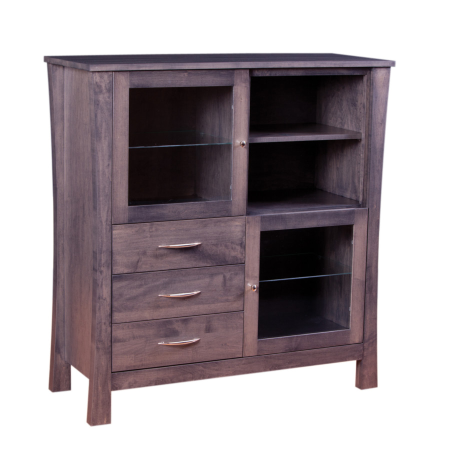 Soho Great Room Cabinet Home Envy Furnishings Solid Wood Furniture Store