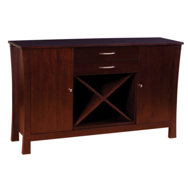 A, Dining room, soho wine sideboard, dining room furniture, occasional, occasional furniture, solid wood, solid oak, solid maple, custom, custom furniture, storage, storage ideas, dining cabinet, sideboard, wine, wine cabinet, soho wine cabinet