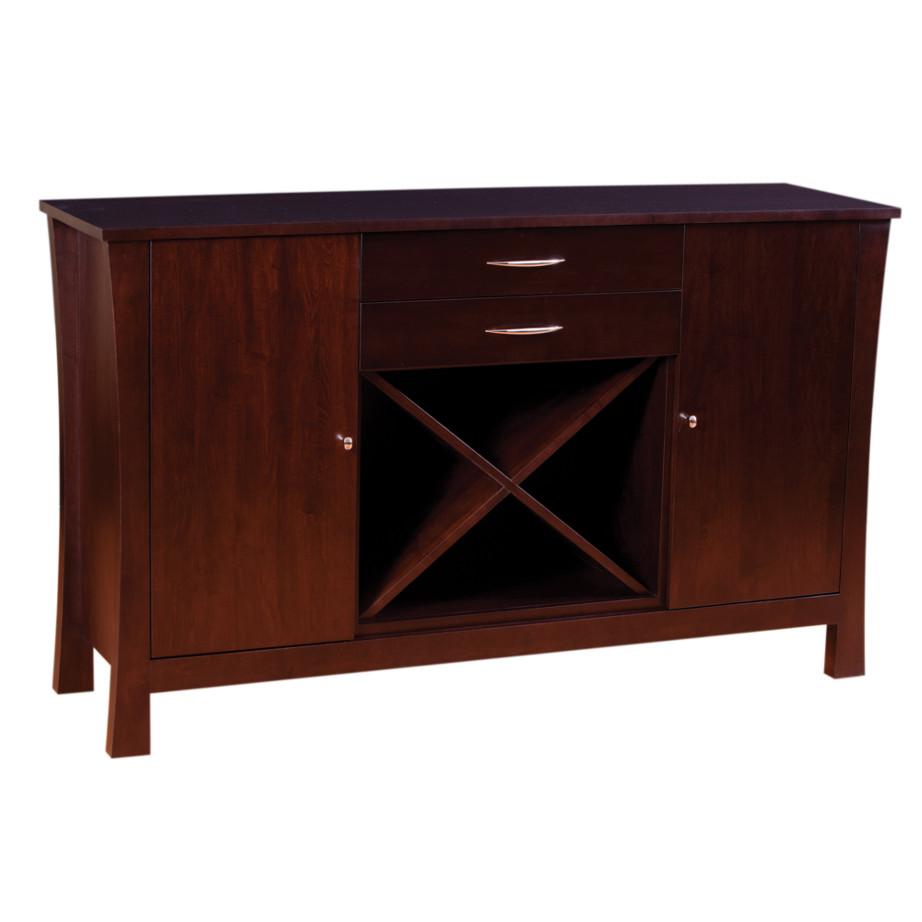 Soho Wine Sideboard Home Envy Furnishings Solid Wood