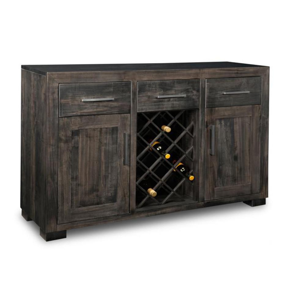 Steel City Wine Sideboard