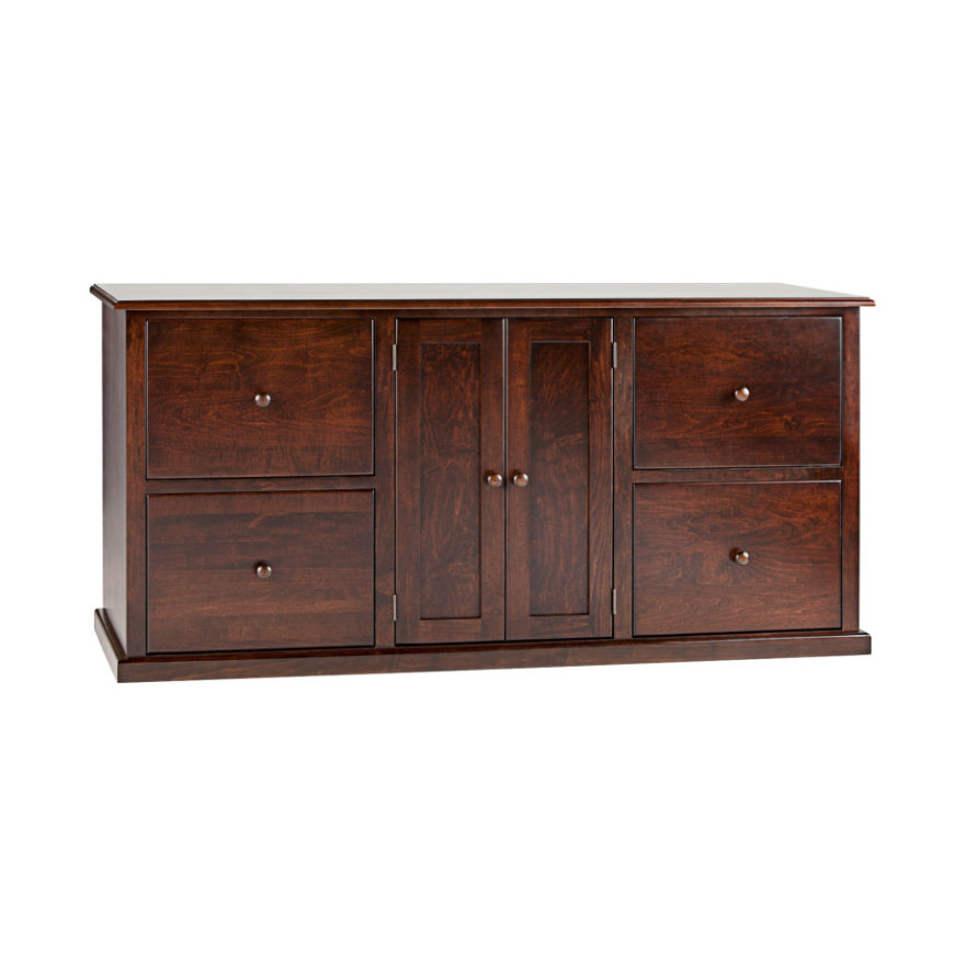 Traditional Credenza, Dining Room Furniture, cupboard