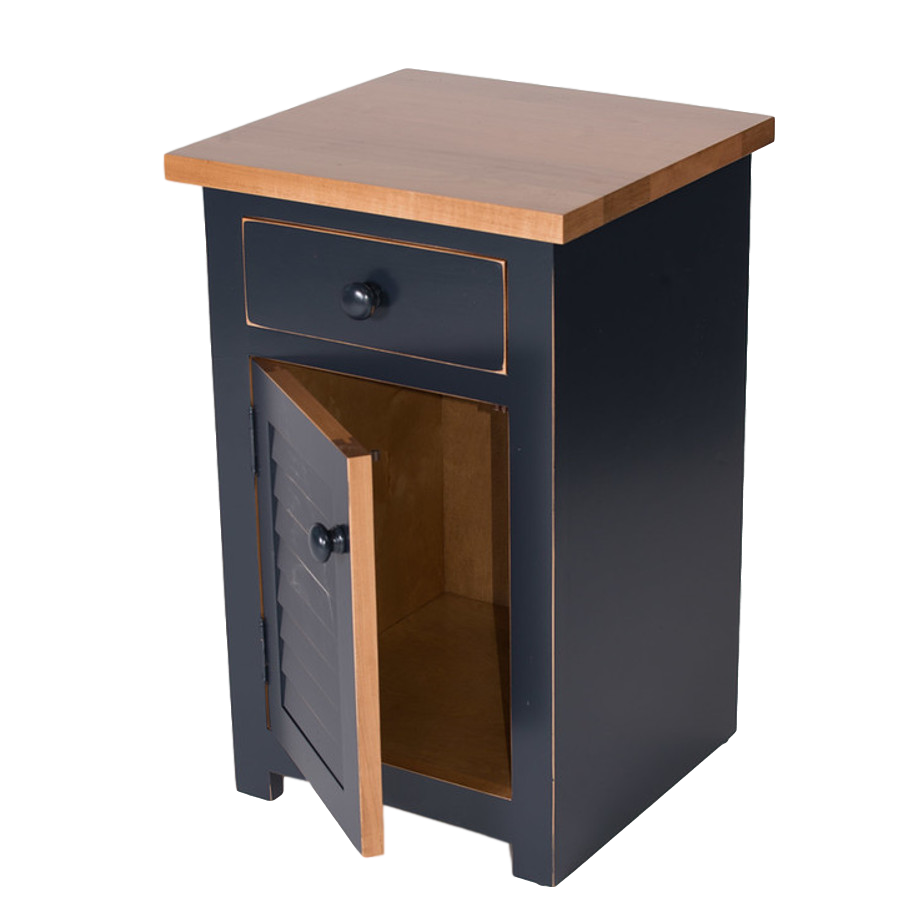 True North Night Stand - Home Envy Furnishings: Solid Wood Furniture Store