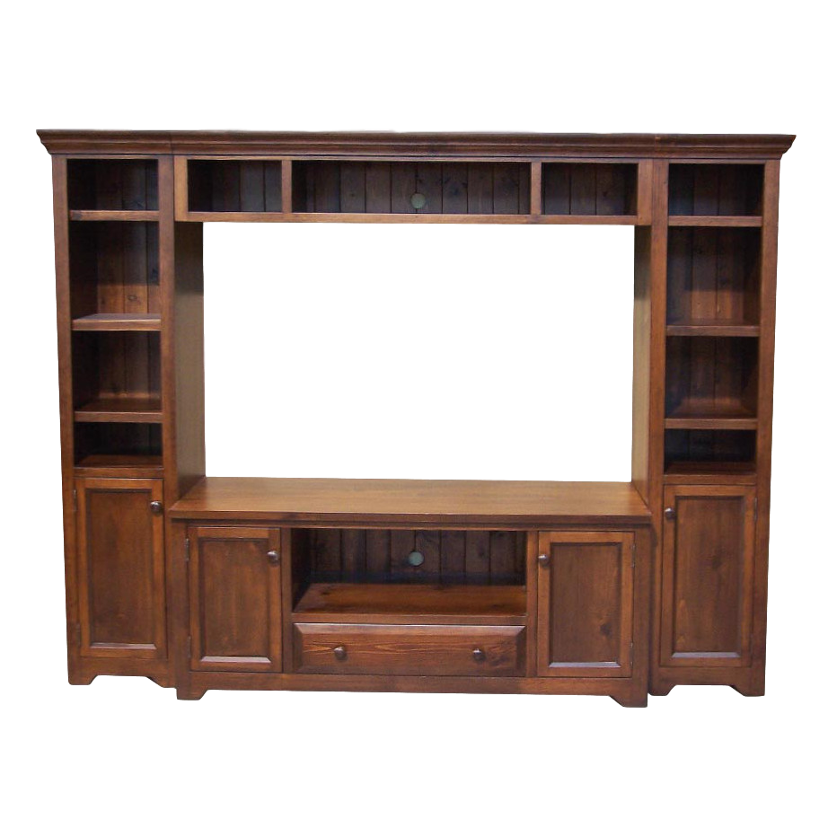 True North Wall Unit - Home Envy Furnishings: Solid Wood Furniture Store