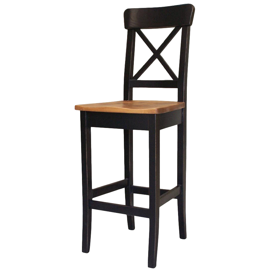 True North X Back Stool Home Envy Furnishings Solid