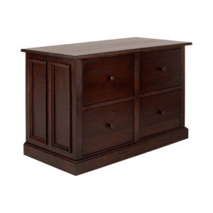 Tuscany Wide File Cabinet