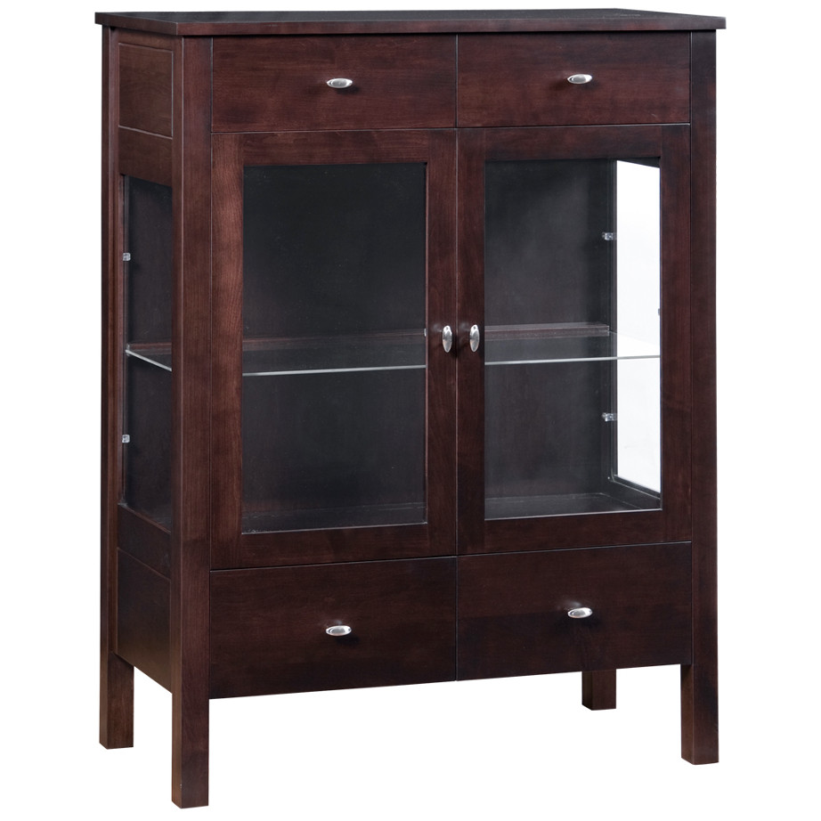 Home Envy Furnishings Solid: Yaletown 2 Door Dining Chest