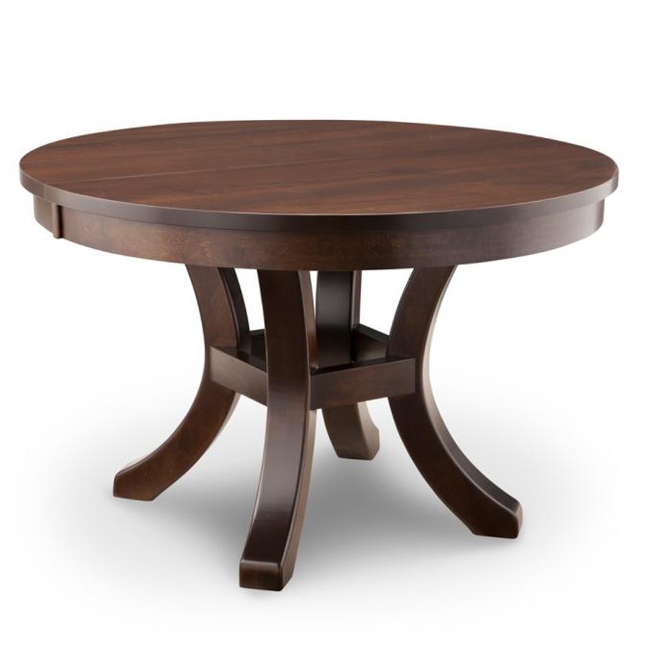 Yorkshire Round Table Home Envy Furnishings Solid Wood Furniture Store