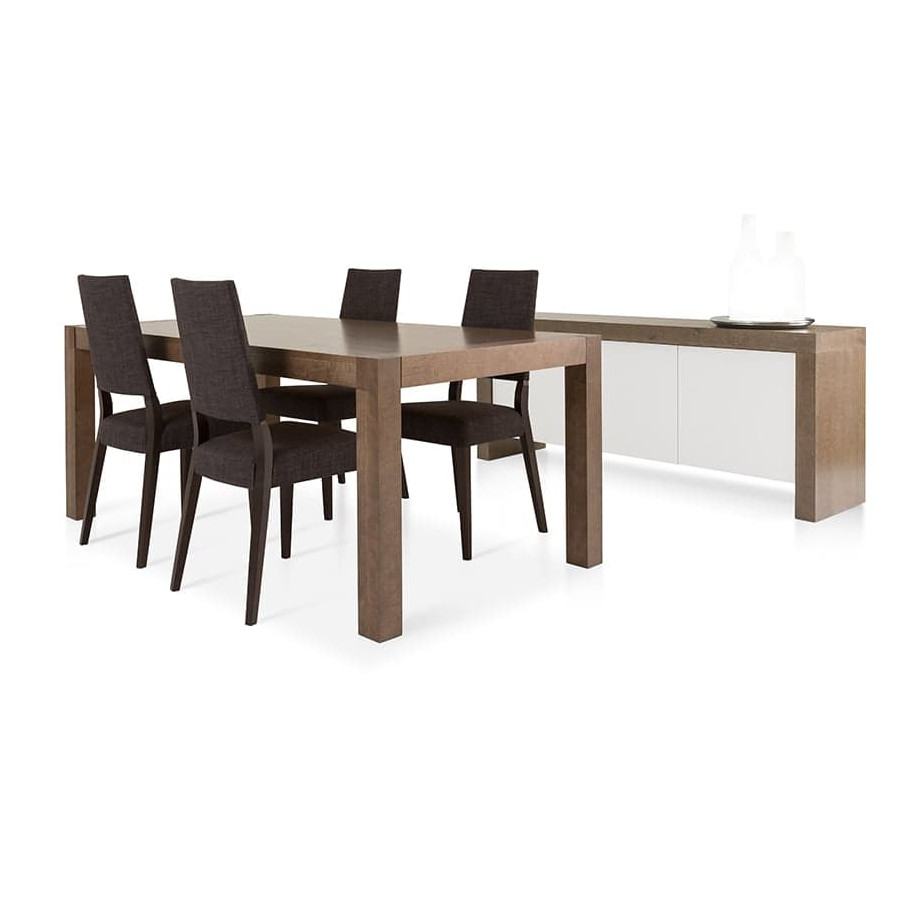 Ana Dining Chair Room Chairs Birch Contemporary Custom