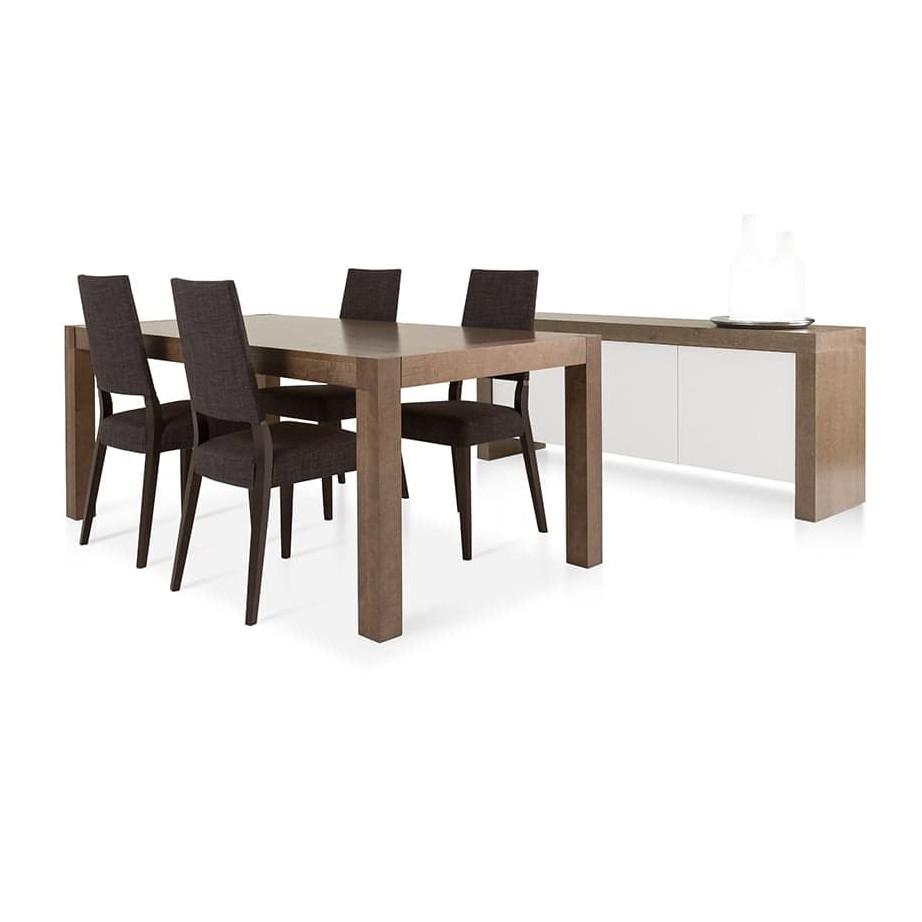 Ana Dining Chair Room Chairs Birch Contemporary Custom