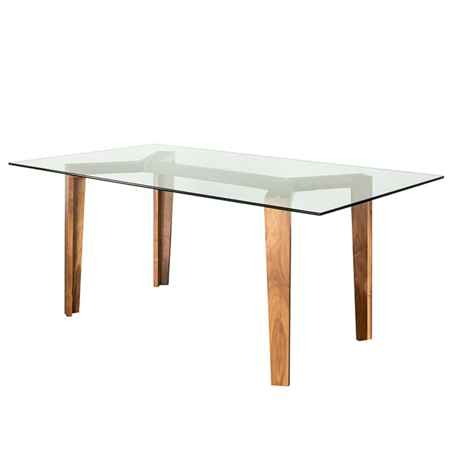 Brux Table Home Envy Furnishings Solid Wood Furniture Store