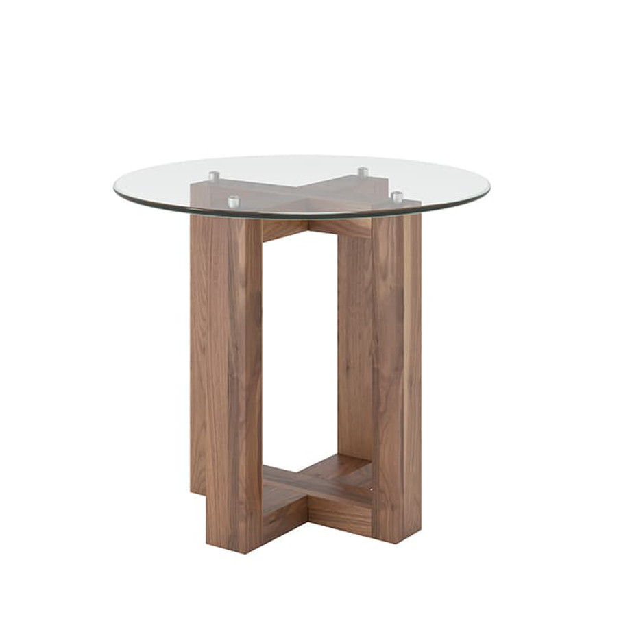 EOL End Table Home Envy Furnishings Solid Wood