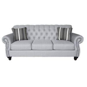 elite sofa, love seat, custom sofa, made in canada, custom sofa, fabric, modern, traditional, george sofa, tufted back, deep tufted, rolled arm, an head, traditional, elegant
