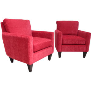 elite sofa, love seat, custom sofa, made in canada, custom sofa, fabric, modern, traditional, hamilton chair, red, club chair