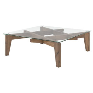 modern design on the canadian made htag coffee table