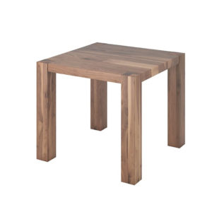 heel end table, Occasional, End Table, birch, contemporary, glass, made in canada, mid century, modern, rustic walnut, solid wood, walnut, living room ideas, modern, verbois, custom stain, simple, Living Room, Accent Furniture, Accents,