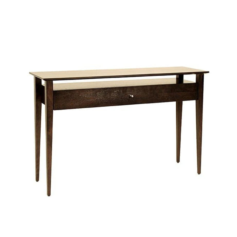 Java sofa table home envy furnishings solid wood for Occasional furniture
