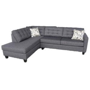 elite sofa, love seat, custom sofa, made in canada, custom sofa, fabric, modern, traditional, lincoln sectional, chaise, bumper, custom sectional, modular sectional, tufted back