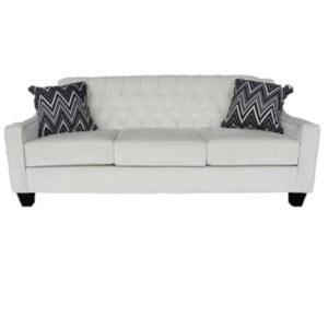 elite sofa, love seat, custom sofa, made in canada, custom sofa, fabric, modern, traditional, manhattan sofa, tufted back, traditional, sloped arm