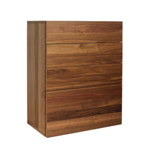 Ora Chest, Bedroom, Dressers, bedroom furniture, birch, contemporary, drawers, made in canada, master bedroom, modern, solid wood, storage, walnut, Bed, master bedroom, solid wood, VerBois, custom made, modern, unique, customizable, solid wood furniture, Chests, storage,