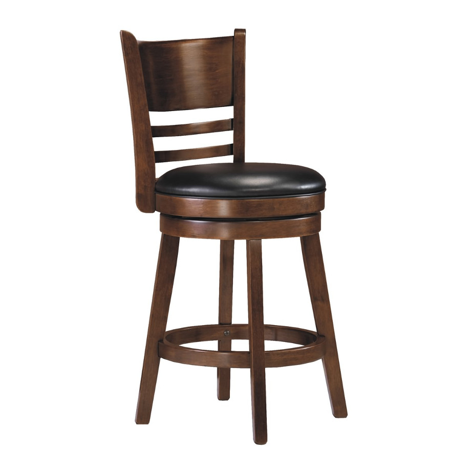 Porter Ladder Back Stool, Porter Stool, vinyl, swivel, bar, counter, island, pub, kitchen, edmonton, sherwood park, maple ridge