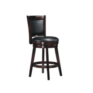 Porter Vinyl Back Stool, Porter Stool, vinyl, swivel, bar, counter, island, pub, kitchen, edmonton, sherwood park, maple ridge