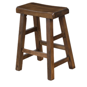 Savannah Stool, bar, counter, island, pub, rustic, solid wood, urban, modern, backless