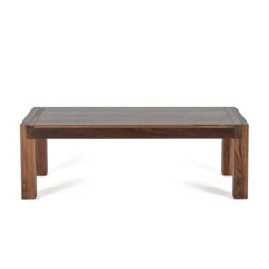 Occasional, End Table, Accents, Accent Furniture, birch, contemporary, made in canada, mid century, modern, solid wood, walnut, living room ideas, unique, modern, verbois, custom stain, simple, Living Room, coffee table, Sim Coffee Table