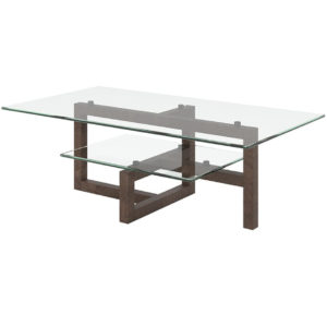 modern canadian made tekno coffee table