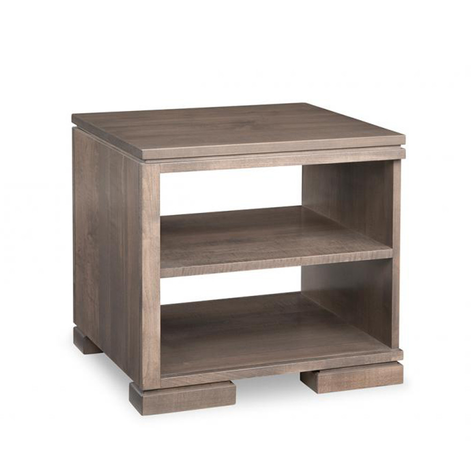 Cordova End Table Home Envy Furnishings Solid Wood Furniture Store