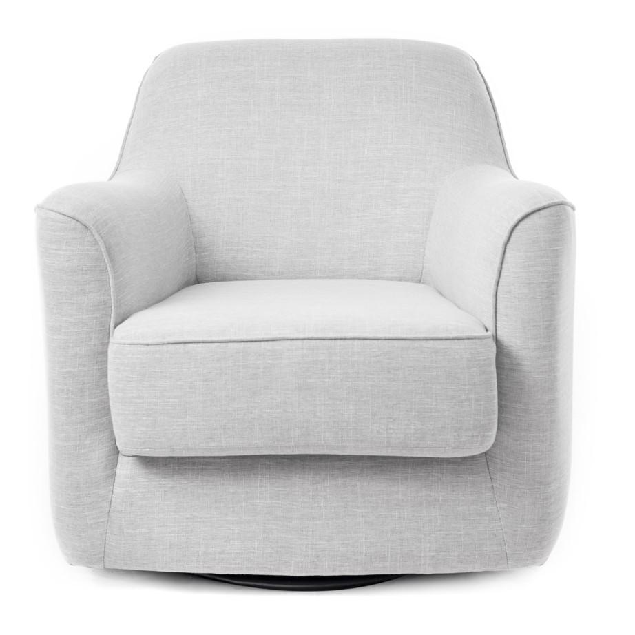 custom chair, van gogh designs, made in canada, canadian made, modern, contemporary, traditional, urban, club chair, swivel chair, swivel base,