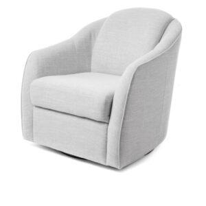 jake swivel chair, custom chair, van gogh designs, made in canada, canadian made, modern, contemporary, traditional, urban, club chair, swivel chair, swivel base,