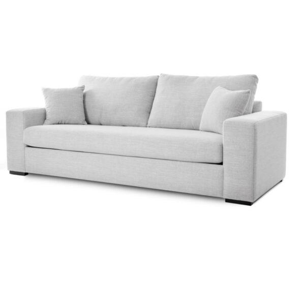 mabel sofa, custom sofa, love seat, contemporary, track arm, loose back, made in canada, canadian made, van gogh designs