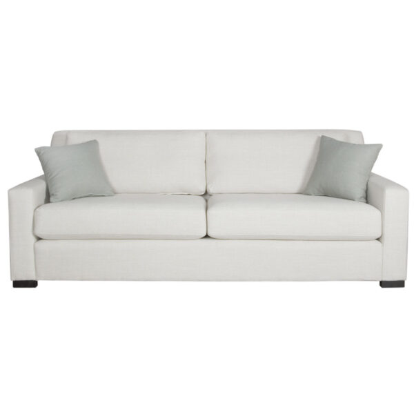 roscoe sofa, custom sofa, love seat, loose back, wide seating, made in canada, van gogh designs