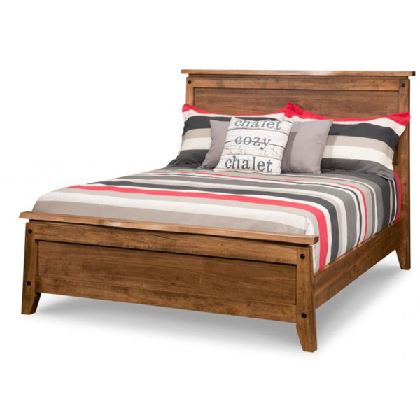 handstone, made in canada, solid wood furniture, rustic furniture, modern furniture, craftsman furniture, live edge furniture, amish style furniture, pemberton bedroom 2, bedroom furniture ideas, bedroom design, bedroom furniture, pemberton bed A