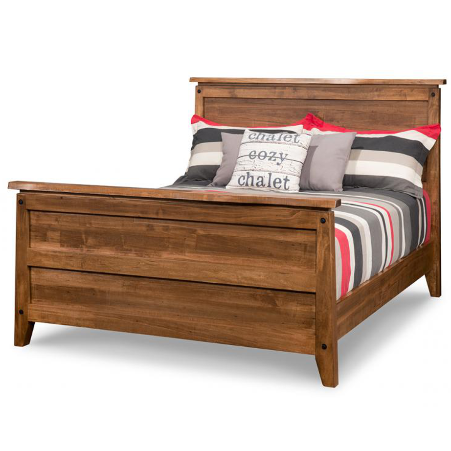 Pemberton Bed Home Envy Furnishings Solid Wood Furniture Store
