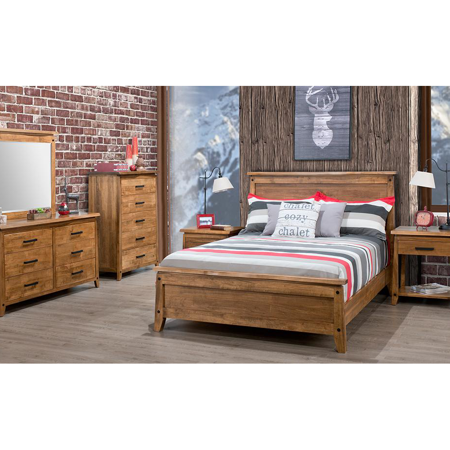 pemberton dresser home envy furnishings solid wood 17378 | pemberton bedroom