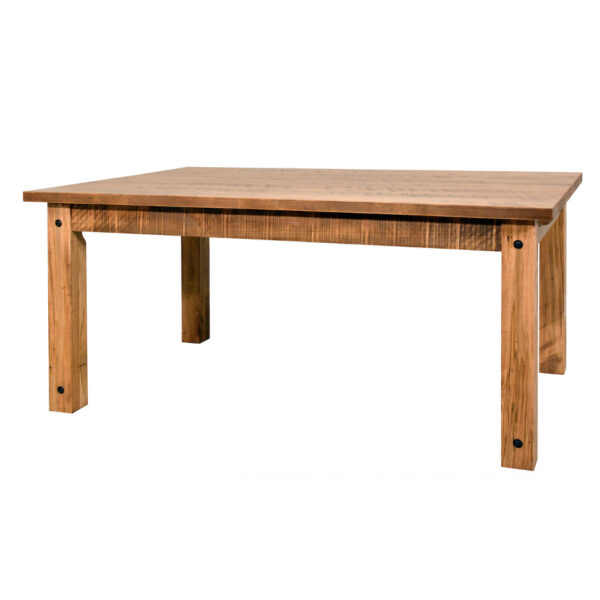 contemporary, distressed, extension table, farmhouse, industrial, leaf, leaves, made in canada, maple, modern, ruff sawn, rustic, solid top, solid wood, Dining Room, Tables, Trestle Tables, rustic wood kitchen furniture, modern kitchen furniture, kitchen furniture, custom built kitchen furniture, Adirondack Table, Adirondack, Table