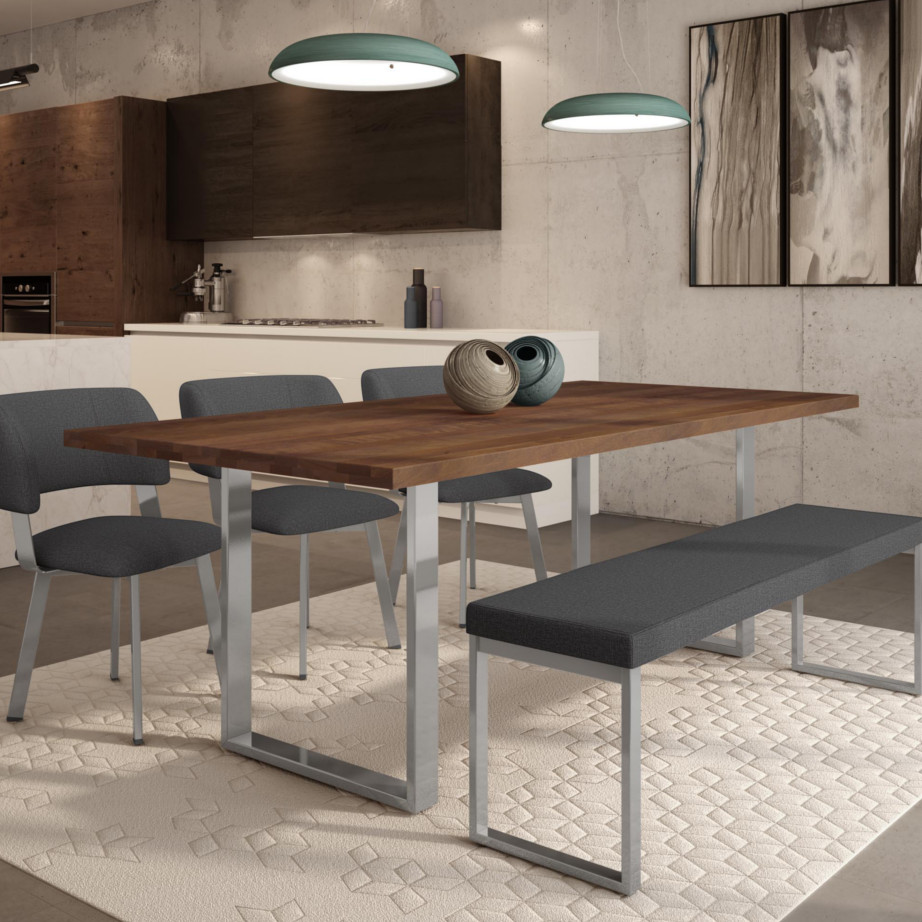 Burton Table Home Envy Furnishings Solid Wood Furniture
